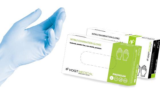 Перчатки медицинские нитриловые нестерильные неопудренные купить оптом